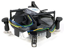 Intel Fan/Heatsink Assembly - E18764-001